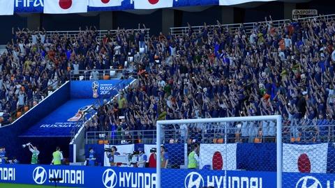 FIFA 18 _ FIFA World Cup™ 0-1 COL V JPN, 前半_1