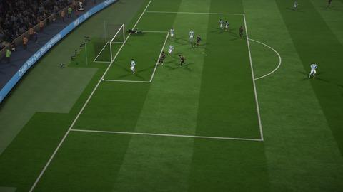 FIFA 18 キャリアモードの試合 メニューの操作_88