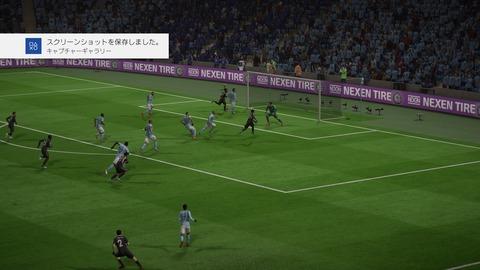 FIFA 18 キャリアモードの試合 1-1 MCI V LEI, 後半_4