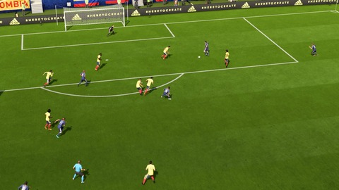 FIFA 18 _ FIFA World Cup™ 0-1 COL V JPN, 前半_8