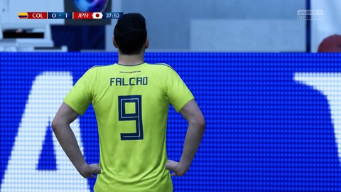 FIFA 18 _ FIFA World Cup™ 0-1 COL V JPN, 前半_6