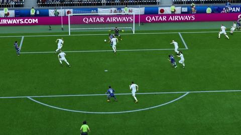 FIFA 18 _ FIFA World Cup™ 1-1 JPN V POL, 後半_1