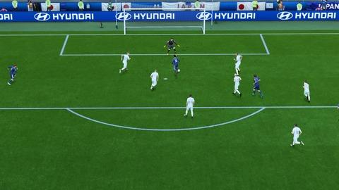 FIFA 18 _ FIFA World Cup™ 2-1 JPN V POL, 後半_1