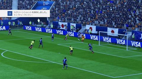 FIFA 18 _ FIFA World Cup™ 0-1 COL V JPN, 前半_7
