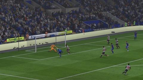 FIFA 18 キャリアモードの試合 3-1 LEI V NEW, 後半_6