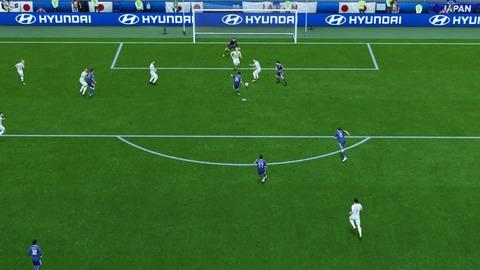 FIFA 18 _ FIFA World Cup™ 3-1 JPN V POL, 後半
