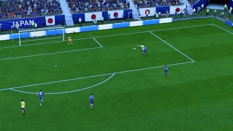 FIFA 18 _ FIFA World Cup™ 0-1 COL V JPN, 前半_2