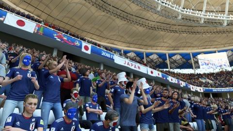 FIFA 18 _ FIFA World Cup™ 3-1 JPN V POL, 後半_2