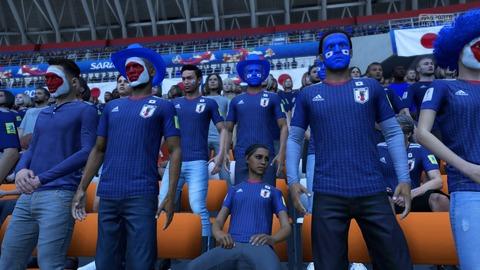 FIFA 18 _ FIFA World Cup™ 0-0 COL V JPN, 前半_8