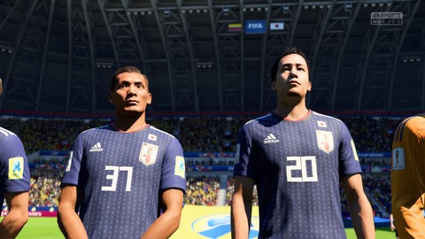 FIFA 18 _ FIFA World Cup™ 0-0 COL V JPN, 前半_4